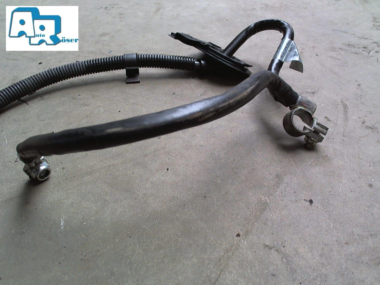 Kabel Batterie Anlasser Kabel 2148 ccm 105 KW 2035402106 Mercedes ...