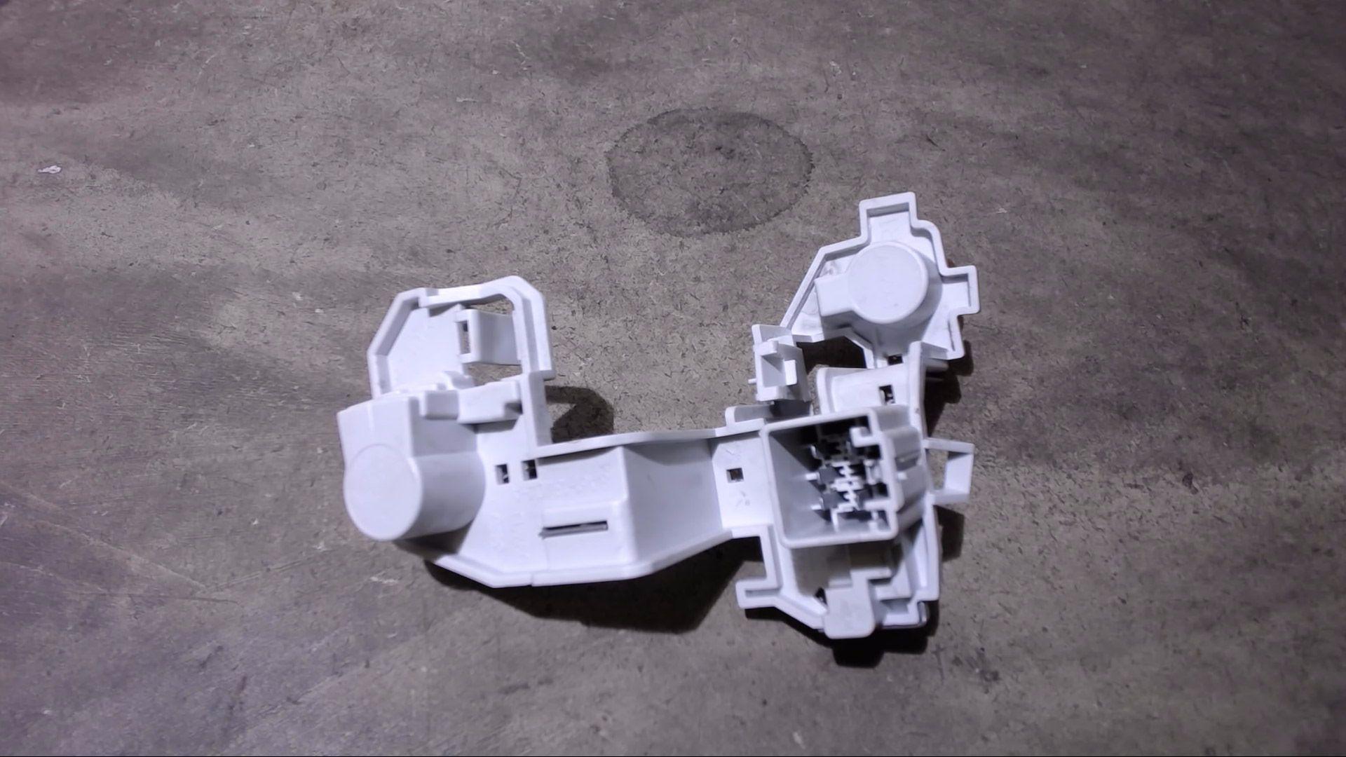 Lampentraeger-Rechts-8A61-13404-A-Ford-Fiesta-1-4-Tdci-Trend-JA8-2207710 Indexbild 3